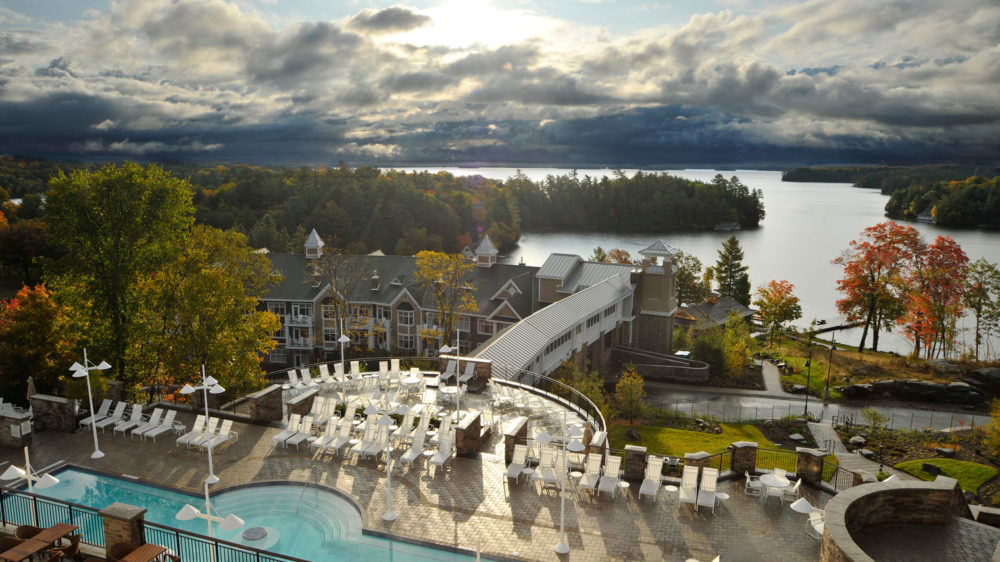 Nature on your terms, relax at the stunning and luxurious Spa Rosseau