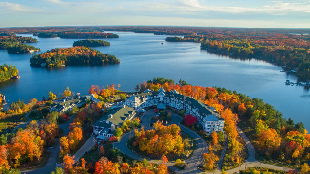 JW Marriott The Rosseau Muskoka Resort & Spa