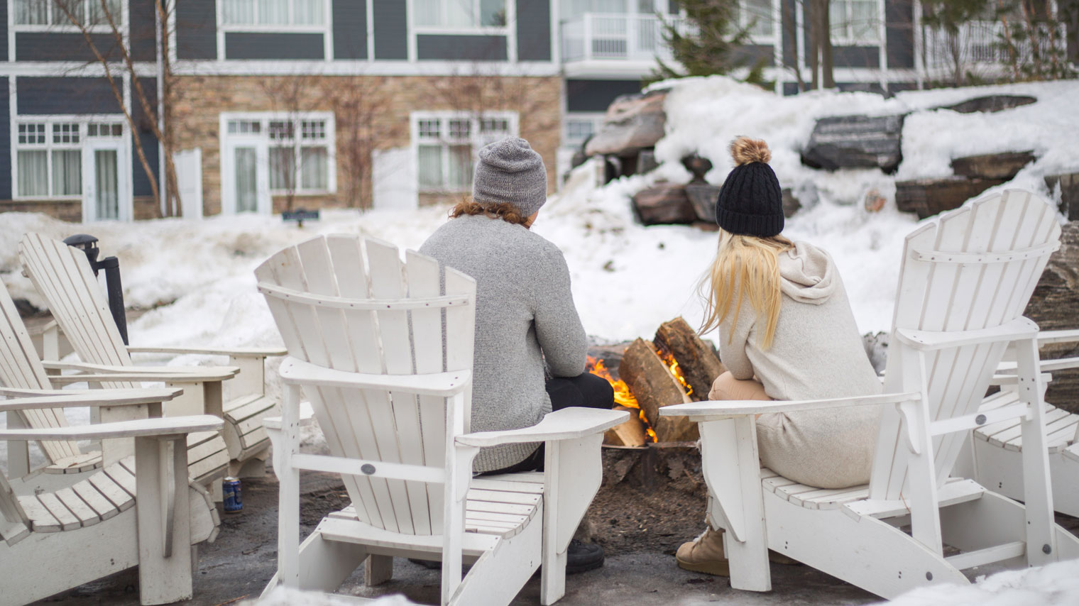 'Just the Two of Us' Fun this Winter