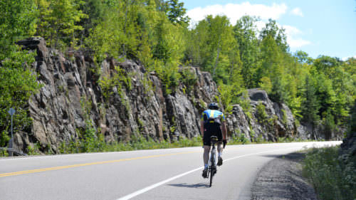 Lake of Bays Cycling Route #2