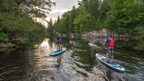 Muskoka's Most Popular Paddling Experience