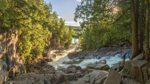 Paddle to one of Ontario's Most Majestic Waterfalls