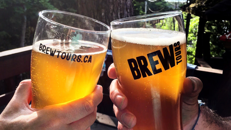 Brew Tours: Muskoka Edition