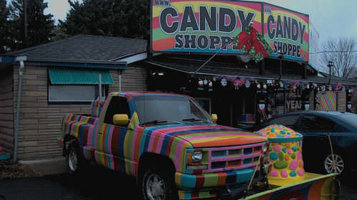 The Candy Shoppe