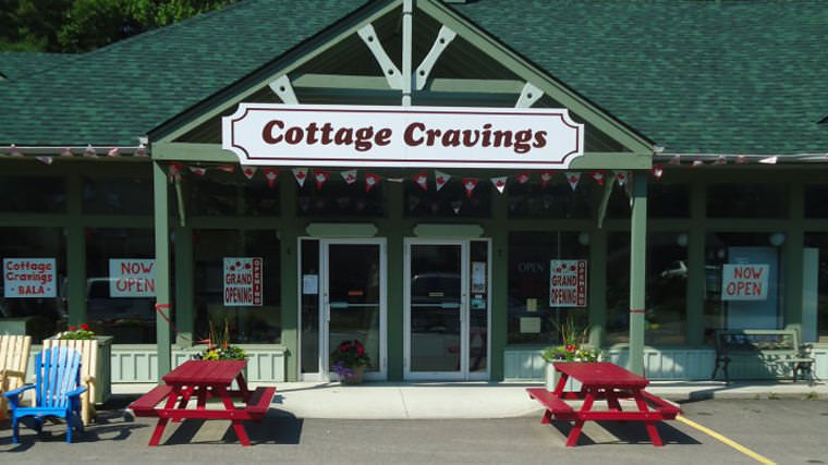 Cottage Cravings Cafe & Gift Shop