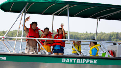 Take the DayTripper to our National Park