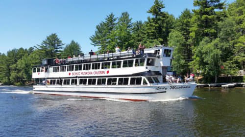 The Ultimate Muskoka Cruise Experience