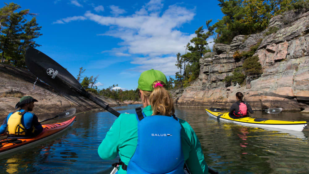 5 Picture-Perfect Paddle Experiences