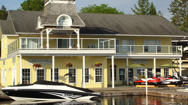 The Cove Muskoka Marina