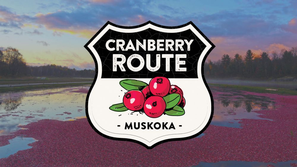 ALL NEW Muskoka Cranberry Route