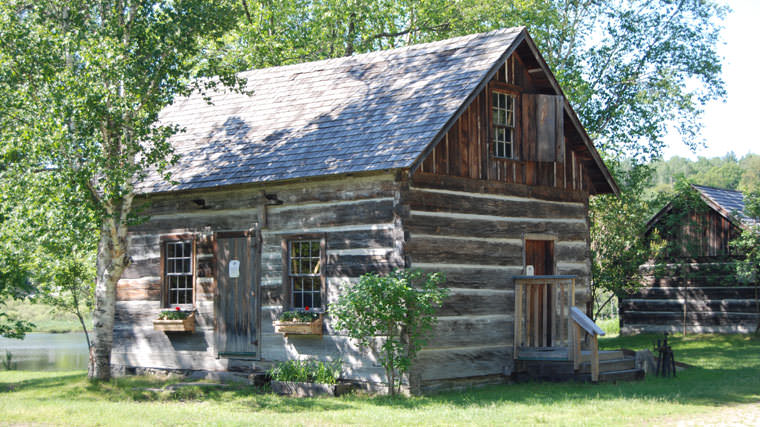 Travel Back in Time at Muskoka Heritage Place
