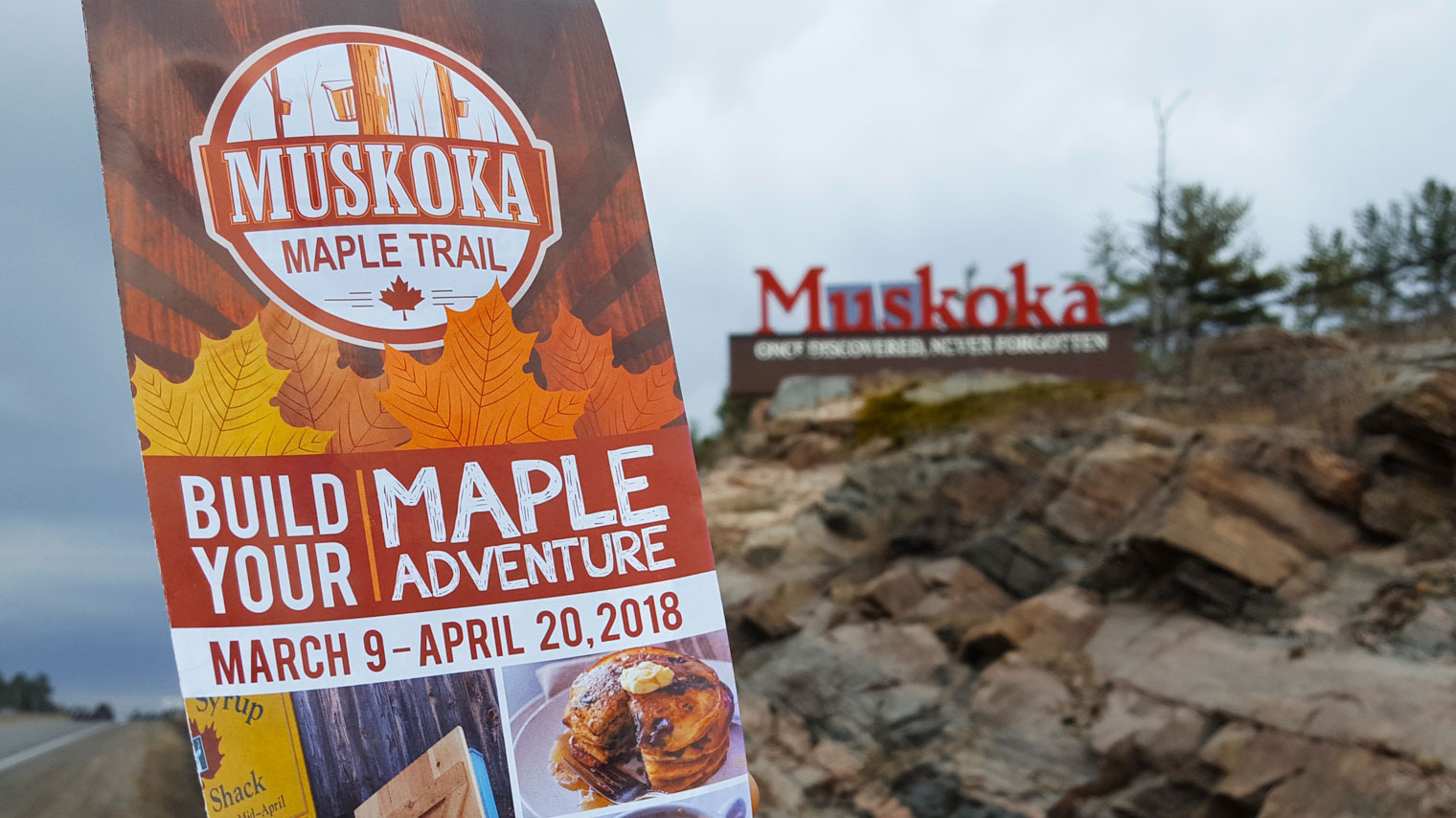 Muskoka Maple Trail Starts March 8