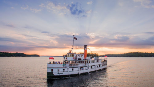 Cruise Muskoka & Uncover our Rich Steamship Heritage