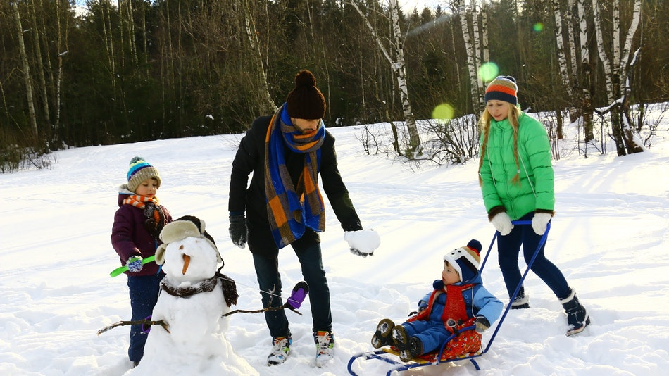 5 Local Family-Friendly Winter Adventures