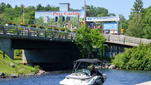 Downtown Port Carling