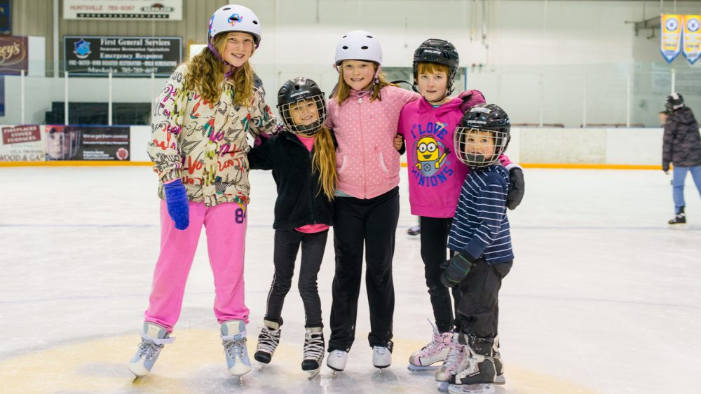 March Break Skating Free