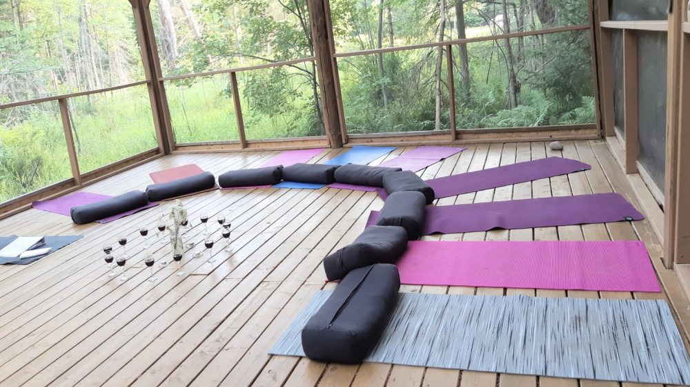 Pura Vida Soul Institute Inc- Yoga & Wine Glamping Retreats