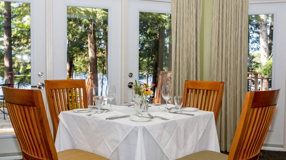 Take a Culinary Escape to Sherwood Inn