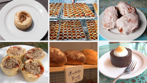 Six Baked Goodies & Where to Get 'Em