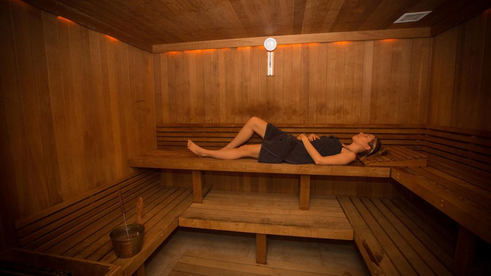Relax at the Luxurious Spa Rosseau