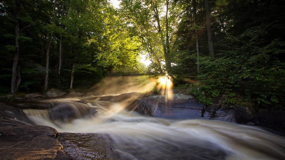 Wonderful Waterfalls in Muskoka