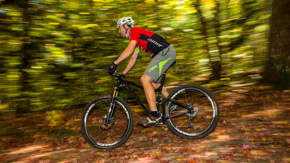 Minnesing Mountain Bike Trail