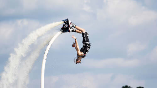 Muskoka Flyboard Powered by SWS