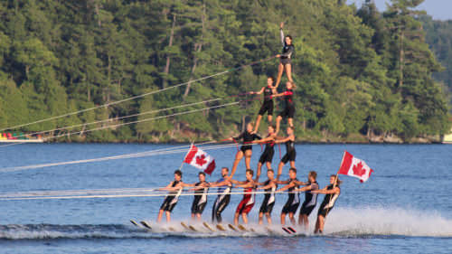 SWS Water Ski Shows