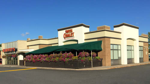 Swiss Chalet Rotisserie and Grill/Harvey's