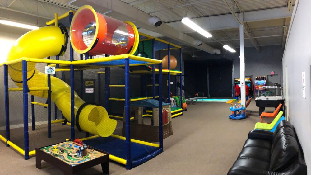 The Play Pit Indoor Playground