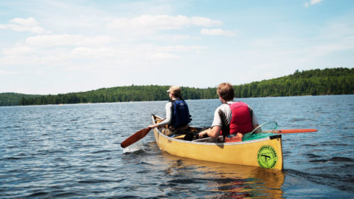 Paddle & Dine in World Famous Algonquin Park