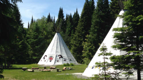 Tipi Adventures - Simply Fit and Fun