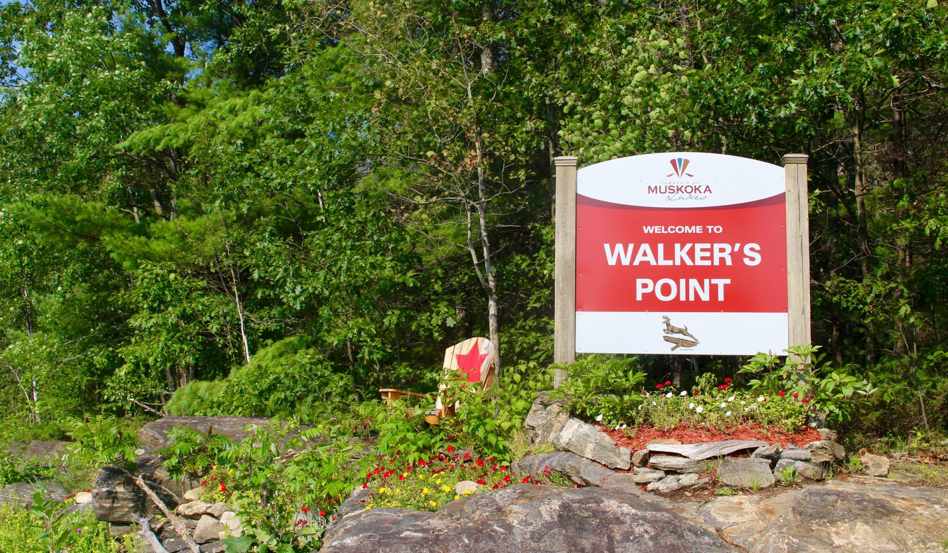 Muskoka Lakes has a new Lookout Trail