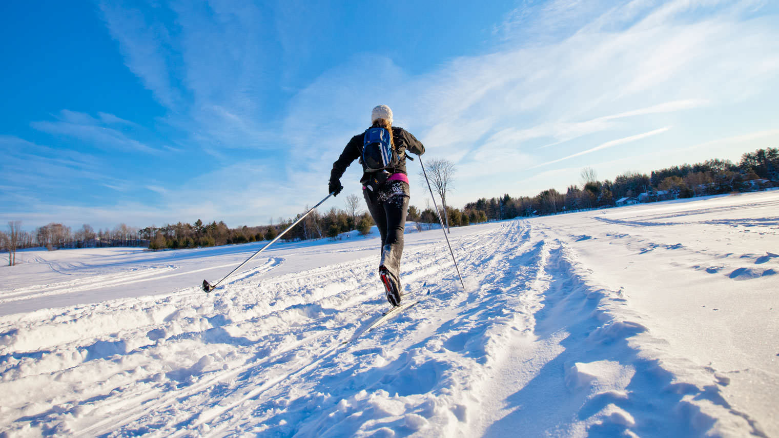 7 Winter Adventures in Muskoka