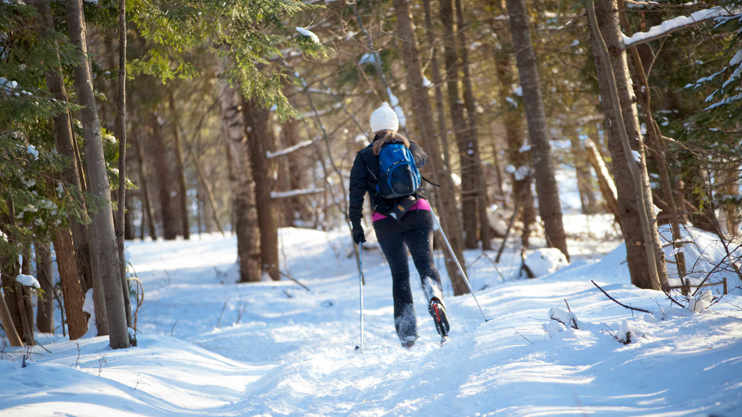 Cross Country Skiing Getaways