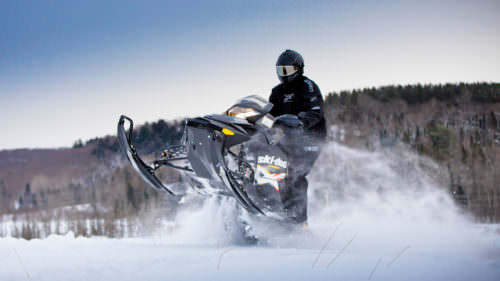 Snowmobiling Rentals & Tours