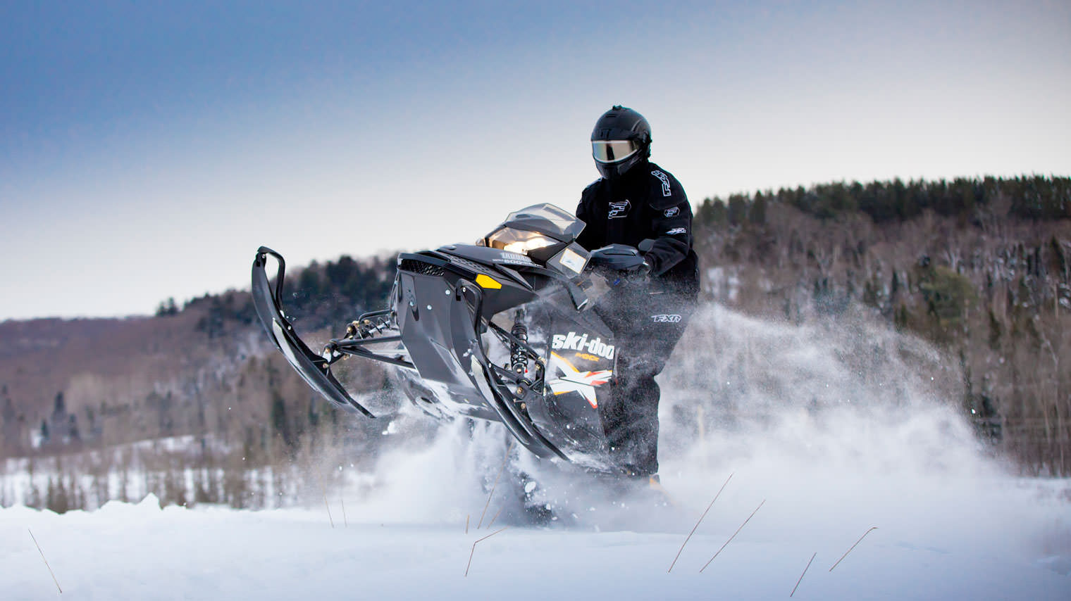 Snowmobile Rentals - Snowmobiling Rentals Ontario - Snowmobile for Rent