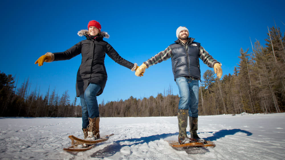 5 Romantic Day Trips to Take this Winter